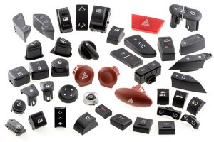Automotive knobs